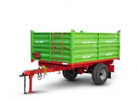 Прицеп тракторный самосвальный П3530 (Kerland) цена