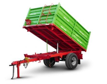 Прицеп тракторный самосвальный П3530 (gs-6687)