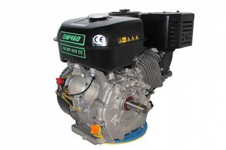Фото - Двигатель Grunwelt GW 460F-S