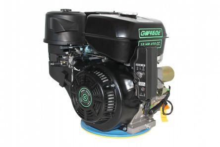 Фото - Двигатель Grunwelt GW 460 FЕ-S