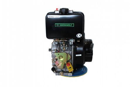 Двигатель Grunwelt GW 186FB-W цена