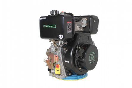 Двигатель Grunwelt GW 186FBЕ-W цена