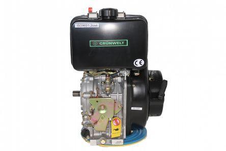 Двигатель Grunwelt GW 186FBЕ-W (21072)
