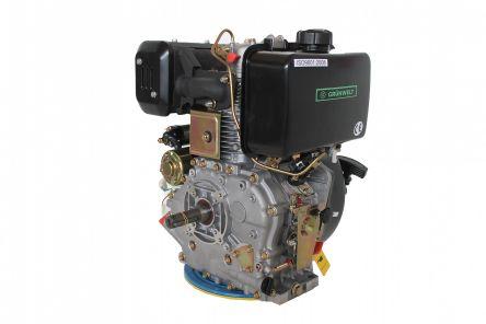 Двигатель Grunwelt GW 192FЕ-F2 цена