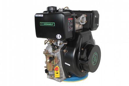 Двигатель Grunwelt GW 192FЕ-F2 (21073)