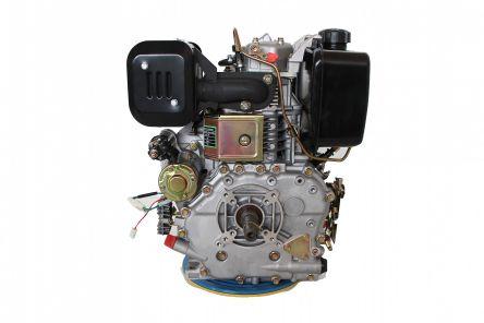 Фото - Двигатель Grunwelt GW 192FЕ-F2