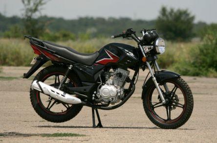 Мотоцикл Skybike Burn II 125 (gs-6741)