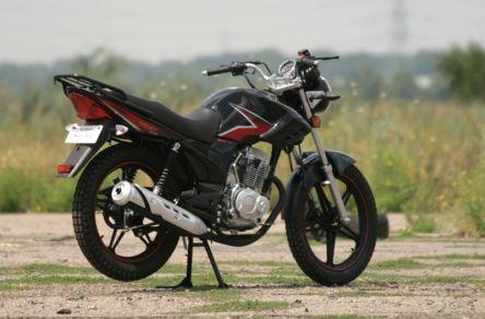 Фото - Мотоцикл Skybike Burn II 125