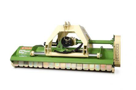 Косилка-дробилка/мульчирователь Stark KDX 220 PROFI (gs-6853)