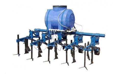 Культиватор универсальный междурядный с системой для внесения жидких удобрений цена