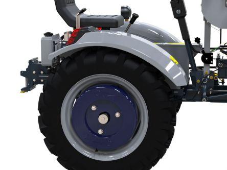 Утяжелители для трактора СКАУТ T-25 (124 кг) (gs-6963)- Фото №2