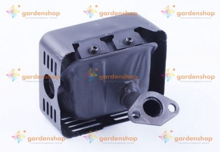 Глушитель - на двигатель 168F, 170F цена