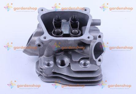 Головка цилиндра (в сборе) - на двигатель 168F, 170F цена- Фото №1