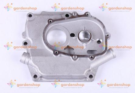 Крышка блока двигателя (с понижающим редуктором) - на двигатель 168F, 170F цена- Фото №1