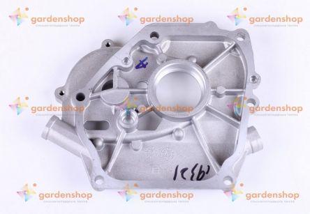 Крышка блока двигателя (с понижающим редуктором) - на двигатель 168F, 170F (VM140-168F)- Фото №2