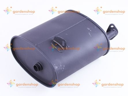 Глушитель (генератора) - на двигатель 168F, 170F (VM156-168F)
