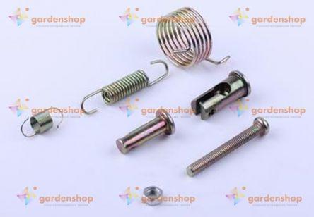 Пружины механизма дроссельной заслонки (комплект) - на двигатель 186F цена
