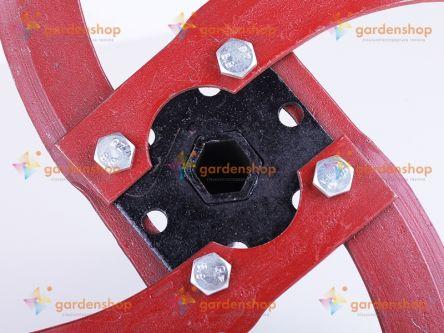 Фото - Секция фрезы с ножами Ø23 мм
