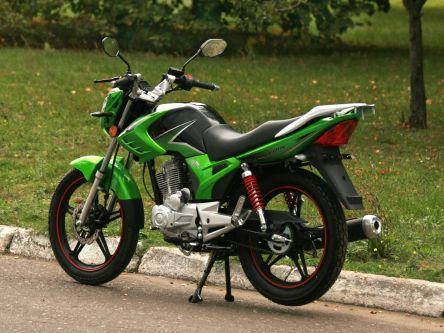 Фото - Мотоцикл SkyBike VOIN 200