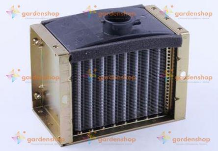 Радиатор (алюминий) - на двигатель R175, R180 цена