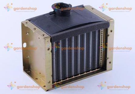Фото - Радиатор (алюминий) - на двигатель R175, R180