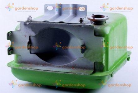 Бак топливный (потайная горловина) - на двигатель R195 (VM142-195N)