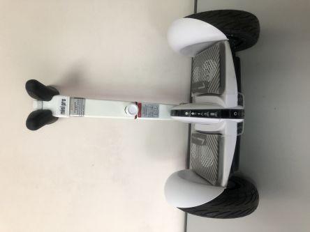 Фото - Сигвей с поддержкой Smart Balance wheel