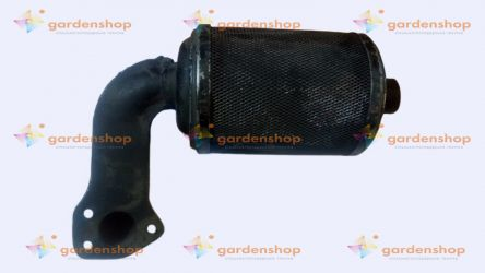 Глушитель - на двигатель R195 цена