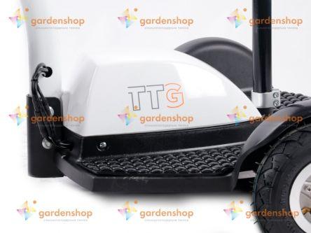 Фото - Электросамокат с сиденьем (белый) T06-1- Фото №3