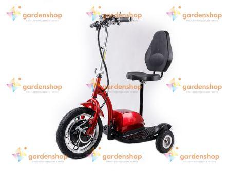 Электросамокат с сиденьем (красный) T06-2 цена