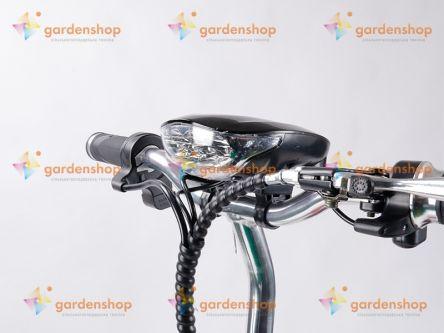 Фото - Электросамокат с сиденьем (чёрный) T06-2