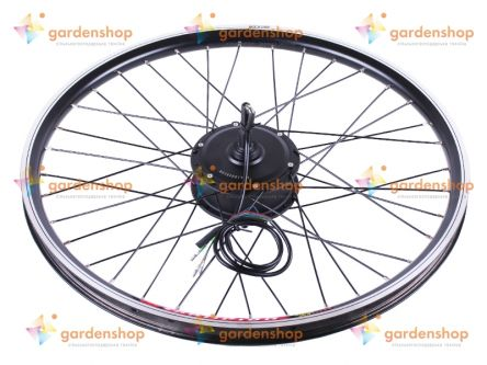 Фото - Велонабор колесо заднее 26 (без дисплея) 350W