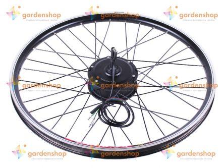 Фото - Велонабор колесо заднее 27,5 (с дисплеем) 350W