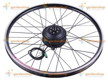 Велонабор колесо переднее 27,5 (с дисплеем) 350W (VN-007)
