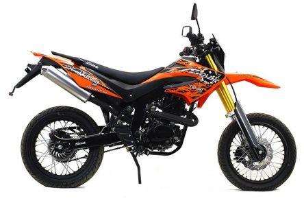 Мотоциклы Soul X-treme SM 200cc цена