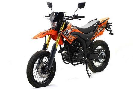 Мотоциклы Soul X-treme SM 200cc (gs-971)