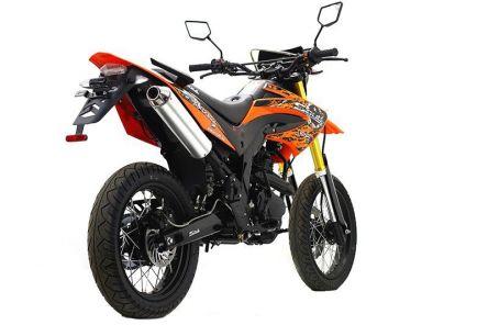 Фото - Мотоциклы Soul X-treme SM 200cc
