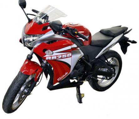Мотоцикл Soul CBR-250cc (gs-975)
