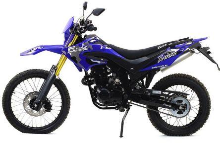 Мотоцикл Soul X-treme 200cc (gs-978)