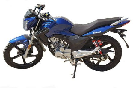 Мотоцикл Soul Katana 150cc цена