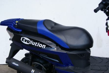 Скутер Soul Evolution 150cc (gs-1093)