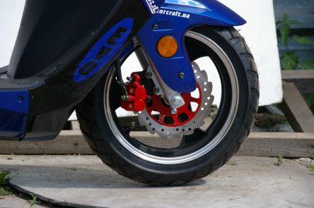 Фото - Скутер Soul Evolution 150cc