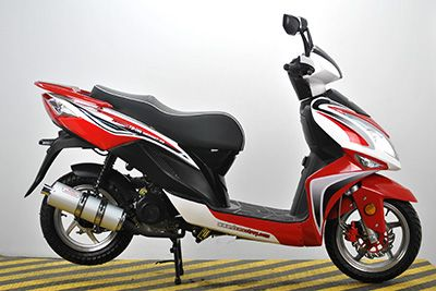 Скутер Soul Yuki 49cc (gs-1095)