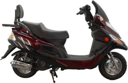 Скутер Soul X7 (F-1) 150cc цена