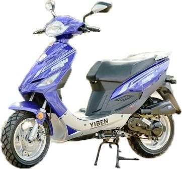 Скутер YIBEN YB50QT-3K цена
