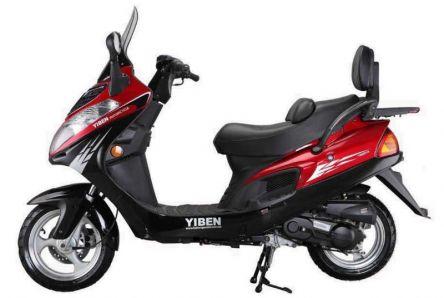 Скутер YIBEN YB150T-10 цена