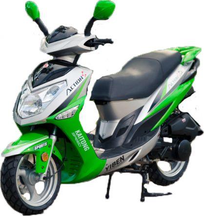 Скутер YIBEN YB150T-15J цена