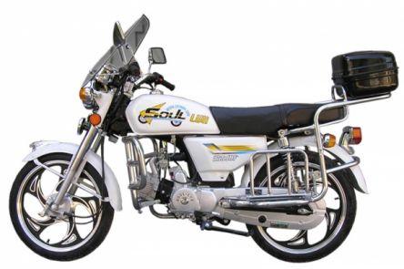 Мопед Soul Lux S 110cc (Alpha) цена