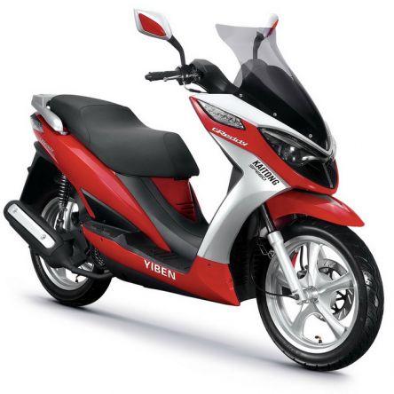 Скутер YIBEN YB150T-11 цена