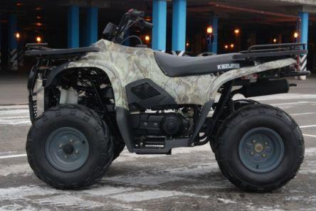 Квадроцикл Cougar 250 (gs-1221)